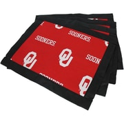 College Covers Border Placemat (Set of 4); Oklahoma