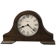 Howard Miller Humphrey Mantel Clock in Hampton Cherry