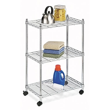 Whitmor, Inc Jumbo 33'' H 3 Shelf Shelving Unit