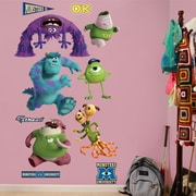 Fathead Disney Monsters University Wall Decal
