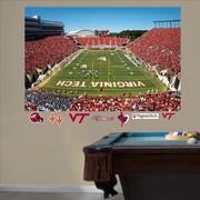 Fathead NCAA Wall Decal; Virginia Tech