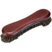 Cuestix Deluxe Horse Hair Table Brush; Chocolate