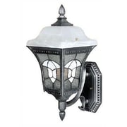Special Lite Products Abington 1-Light Outdoor Sconce; Swedish Silver