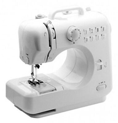 Michley Electronics Desktop Sewing Machine; White