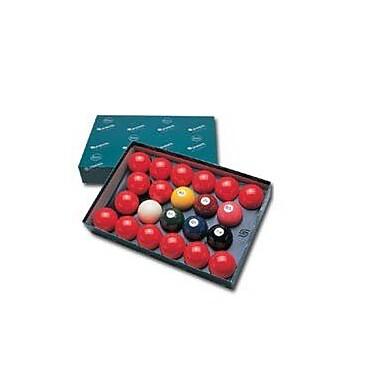 Aramith Billiard Balls - Aramith 2.13'' Numbered Snooker
