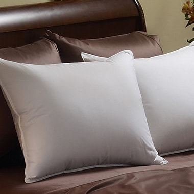 Pacific Coast Feather Chamber Down Pillow; Queen