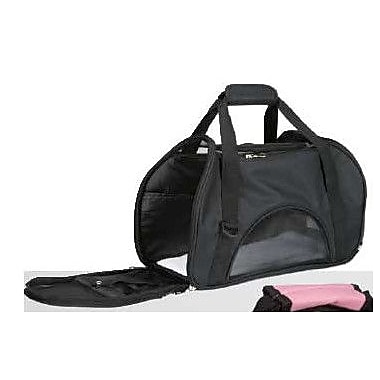 East Side Collection On The Go Pet Carrier; Black