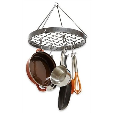 Enclume USA Handcrafted Decor Cottage Round Hanging Pot Rack