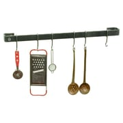 Enclume Premier Wall Mounted Pot Rack; Stainless Steel