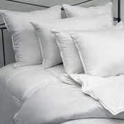 Belle Epoque Chateau Soft 100pct Down Pillow; Standard