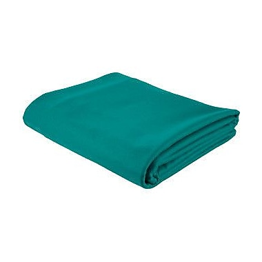 Cuestix 8' Valley Ultra Table Cloth in Tournament Green