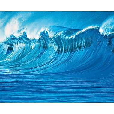 Brewster Home Fashions Ideal Decor Wave Wall Mural