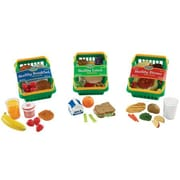 Learning Resources 55-Piece Healthy Foods Play Set