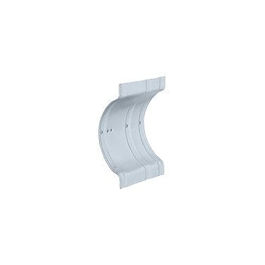 Franklin Brass Franklin Brass Zinc Plated Utility Recessed Wall Clamp