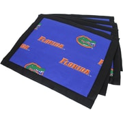 College Covers Border Placemat (Set of 4); Florida Gators