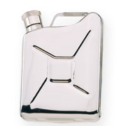 Wilouby 6 Oz. Gas Tank Flask