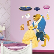Fathead Disney Beauty and The Beast Wall Decal