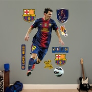 Fathead MLS Wall Decal; Lionel Messi