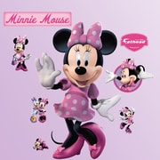 Fathead Disney Minnie Mouse Wall Decal
