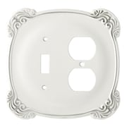 Franklin Brass Arboresque Single Switch/Duplex Socket Plate