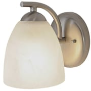 Monument Contemporary 1-Light Bath Sconce