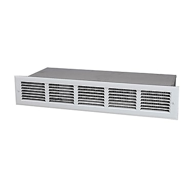 Dimplex 1,536 BTU Wall Mounted Electric Fan Baseboard Heater; White
