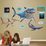Fathead Disney Finding Nemo Sharks Wall Decal