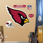 Fathead NFL Wall Decal; Arizona Cardinals