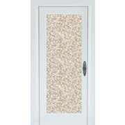 Brewster Home Fashions Window Decor Brushstrokes Door Window Film