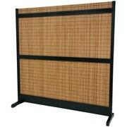 Oriental Furniture 75'' x 75'' Take Room Divider