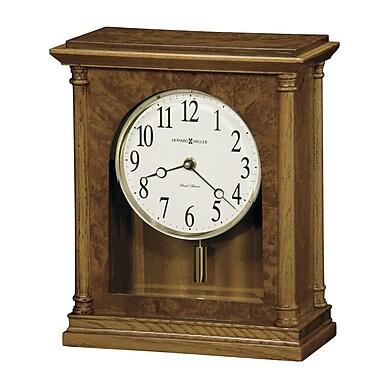 Howard Miller Carly Chiming Quartz Mantel Clock