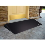 EZ-ACCESS Rubber Threshold Ramp; 2.5'' H