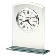 Howard Miller Medina Glass Table Top Clock