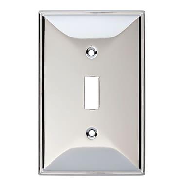 Franklin Brass Beverly Single Switch Wall Plate