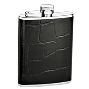 Wilouby 6 Oz. Crocodile Flask