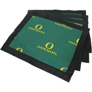 College Covers Border Placemat (Set of 4); Oregon Ducks