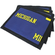 College Covers Border Placemat (Set of 4); Michigan