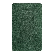 Carpets for Kids Solid Mt. St. Helens Emerald Green Area Rug; 4' x 6'