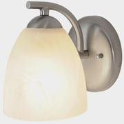 Monument Incandescent 1-Light Bath Sconce