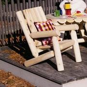 Rustic Cedar Cedar Adirondack Junior Chair