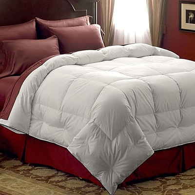 Pacific Coast Feather Midweight Down Comforter; Twin