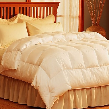 Pacific Coast Feather Lightweight Down Comforter; Twin