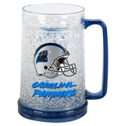 DuckHouse NFL 16 Oz. Beer Glass; Carolina Panthers