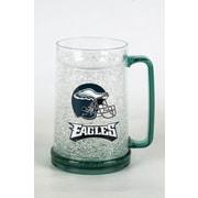 DuckHouse NFL 16 Oz. Beer Glass; Philadelphia Eagles