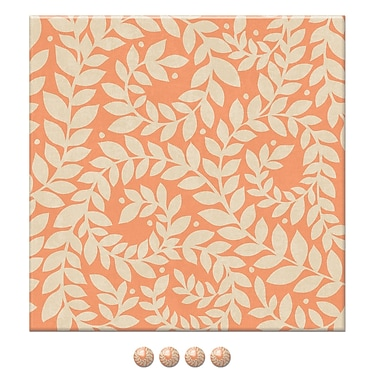 WALL POPS!® Fabric Pin Board, Catalina, 16
