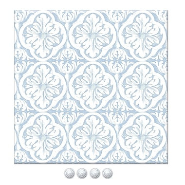 WALL POPS!® Magnetic Dry-Erase Board, Paris Jardin, 16