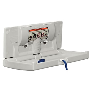 Continental KA8252-H Horizontal Baby/Diaper Changing Station