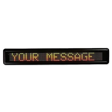 Newon Moving Message LED Sign, (USS2827)