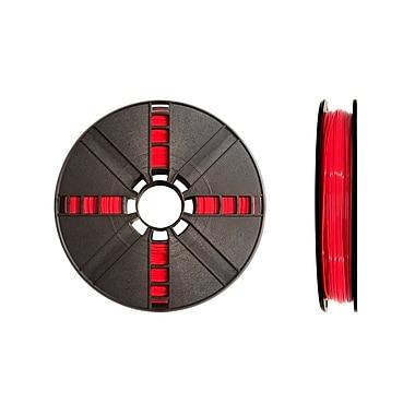 MakerBotMD – Filament PLA, grande bobine rouge pur