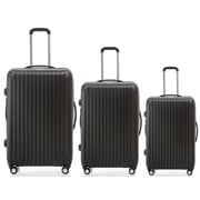 Champs 3-Piece Tourist Collection Hardside Spinner Set